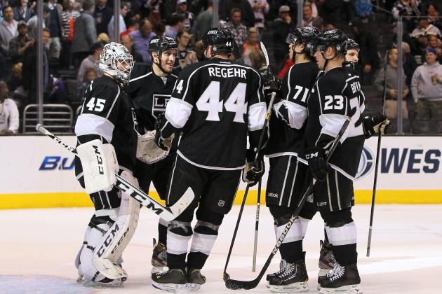 Los Angeles Kings' Keys to Getting Home Ice for First Round of Playoffs