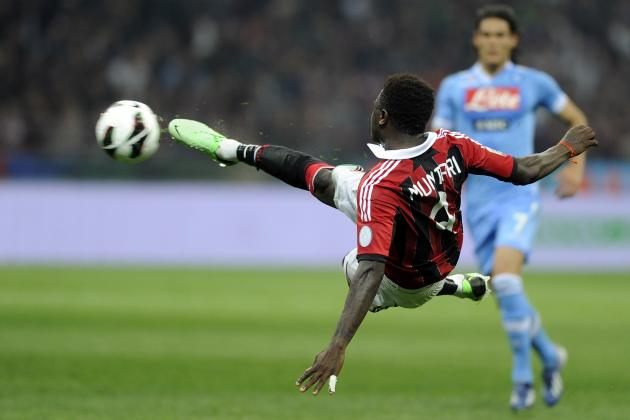 AC Milan vs. Napoli: Player Ratings