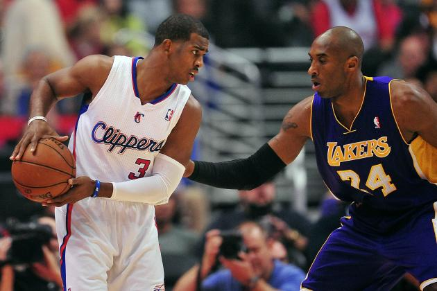 Los Angeles Clippers vs. Los Angeles Lakers: Postgame Grades and Analysis