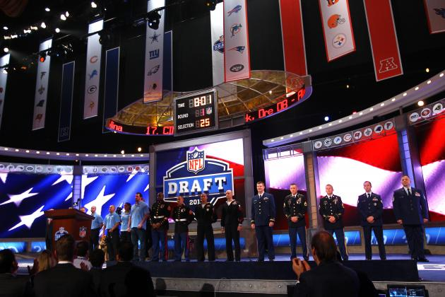 Assigning Odds to Every Potential Houston Texans First-Round Pick