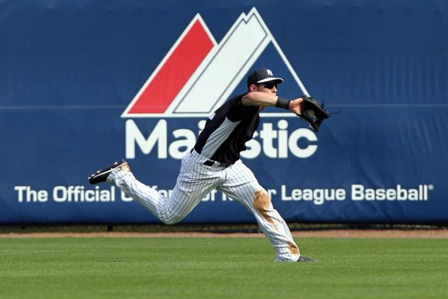 New York Yankees: Stock Up, Stock Down for Yankees' Top 10 Prospects for Week