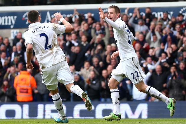 Tottenham 2-2 Everton: 6 Lessons from Spurs' Premier League Draw