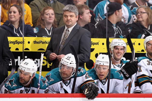 4 Coaches on the Hot Seat in Final Month of the NHL Season