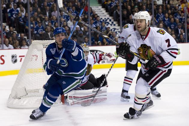 3 Most Important Games Left on Vancouver Canucks' Schedule