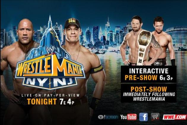WWE WrestleMania 2013: Predicting Winners That Would Most Benefit WWE