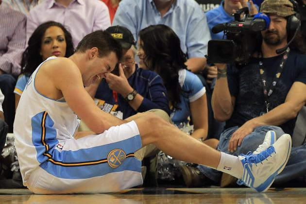 NBA Teams Whose Playoff Hopes Are Being Shattered by Injuries