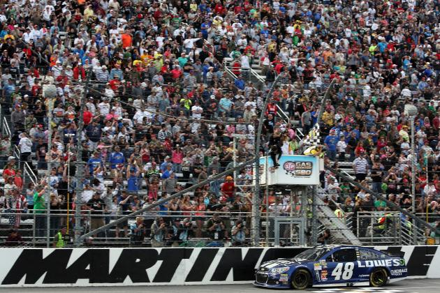 Sprint Cup's 5 Most Intriguing Post-Martinsville Storylines