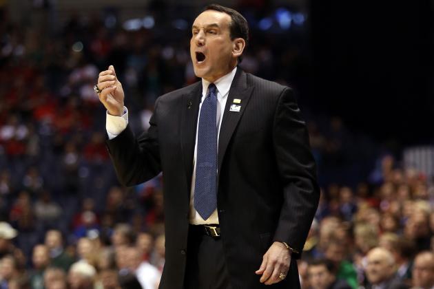 Duke Basketball: Projecting Blue Devils' 2013-14 Rotation