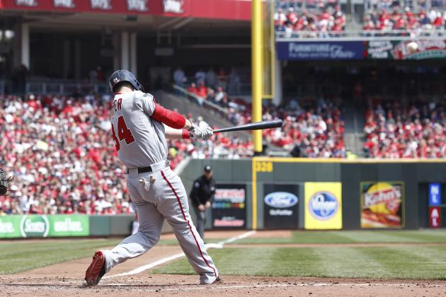 5 Early-Season Washington Nationals Storylines to Follow Most Closely
