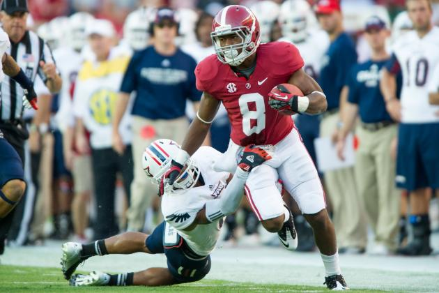 Alabama Football: Underrated Players Who Will Shine in 2013