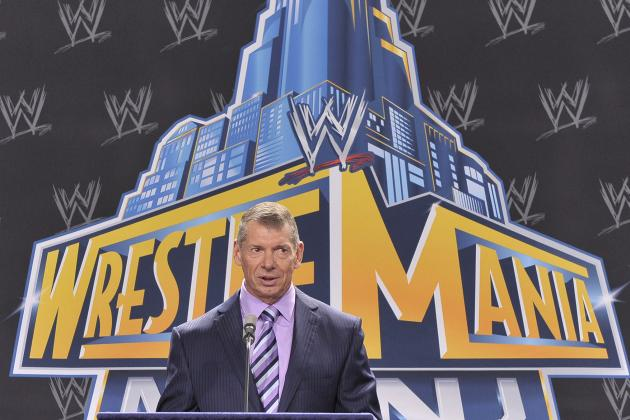 The Top 5 Reasons WrestleMania 29 Was One of the Worst Ever