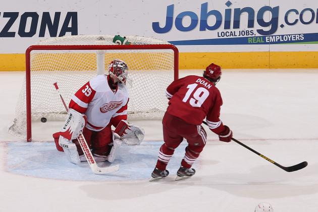 Detroit Red Wings: 5 Weaknesses Hurting Team's Chances for Deep Playoff Run