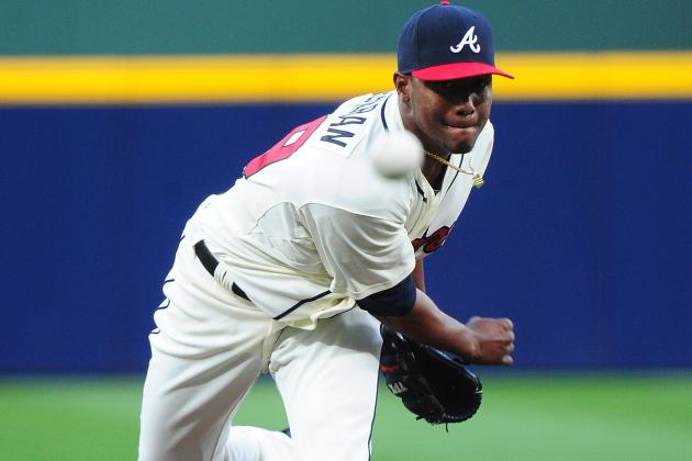 10 Ways Braves' Tim Hudson Can Help Julio Teheran in 2013