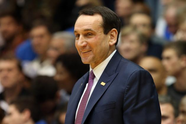 Duke Basketball: Who Will Ultimately Replace Coach K?