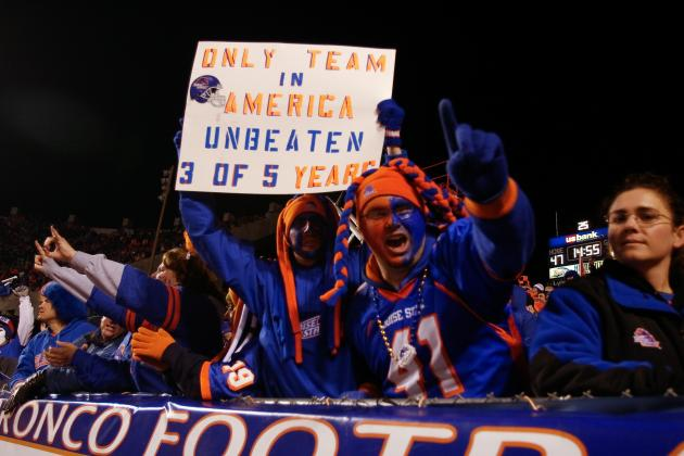 Boise State Football: 3 Things Critics Don't Like About the Broncos