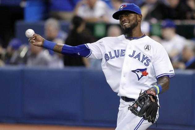Grading Jose Reyes, Josh Johnson, R.A. Dickey on First Week as Blue Jays