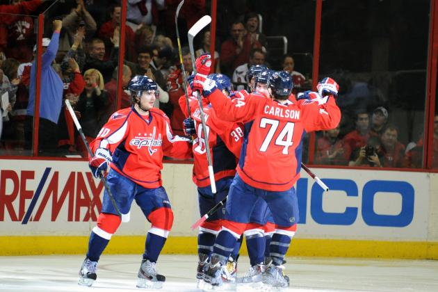 3 Washington Capitals' Players Who Need to Get Hot in Home Stretch