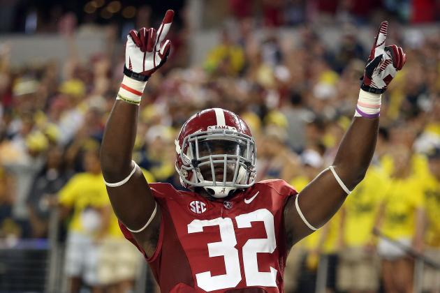 Key Positions That Will Propel Alabama Football in 2013
