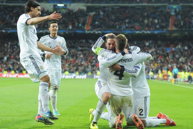 5 Reasons Real Madrid Are the Scariest Team Left in the Champions League