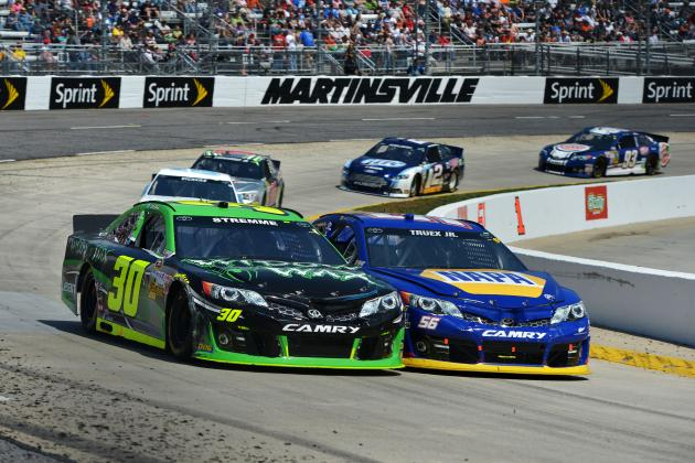 Winners and Losers from NASCAR Sprint Cup Series at Martinsville