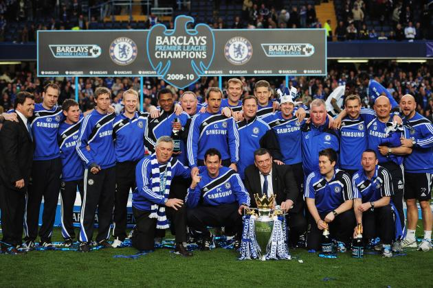 5 Reasons Why Chelsea Will Win the EPL Title in 2013-14