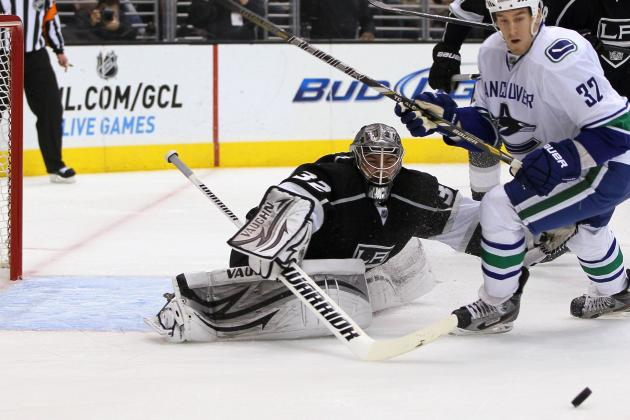 Ranking the 5 Goaltenders Most Likely to Get Hot in 2013 NHL Playoffs