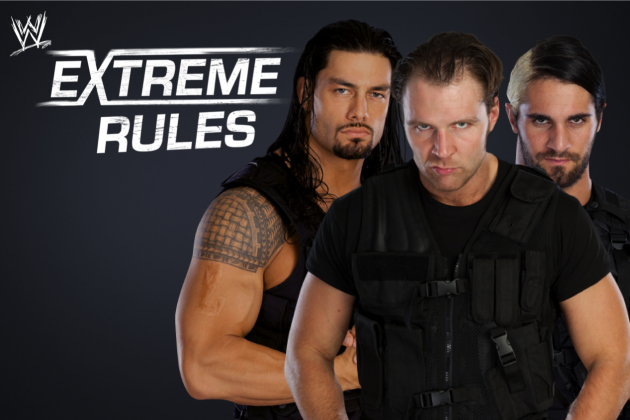 WWE Extreme Rules 2013: Creating a Card Through Logic and Wishful Thinking