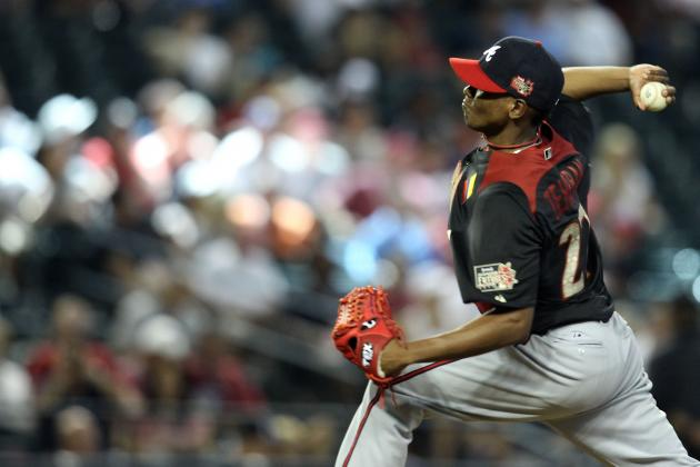 Stock Up, Stock Down for Atlanta Braves' Top-10 Prospects for Week 1