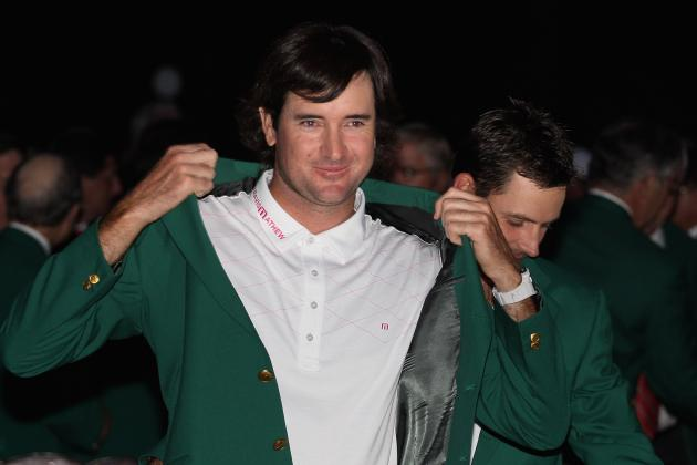 2013 Masters Underdogs Who Will Be in Contention on Sunday
