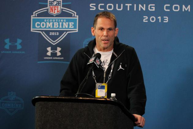 San Francisco 49ers 2013 Draft Updates: Latest News, Trade Rumors & Predictions