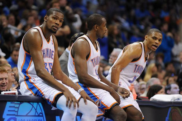 OKC Thunder's Ideal Path to the NBA Finals