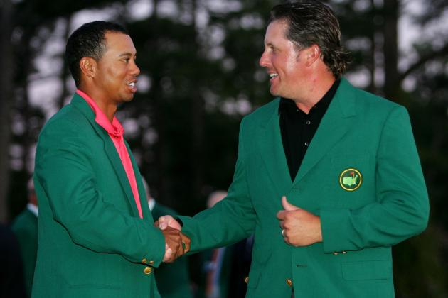 Masters 2013 Odds: How Top 5 Favorites Will Fare at Augusta