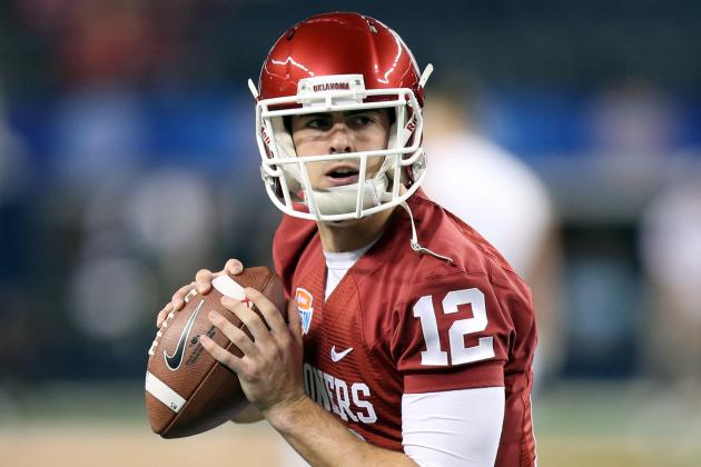 Landry Jones: Video Highlights for Former Oklahoma QB