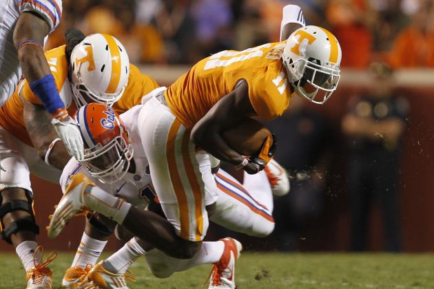 Justin Hunter: Video Highlights for Former Tennessee WR