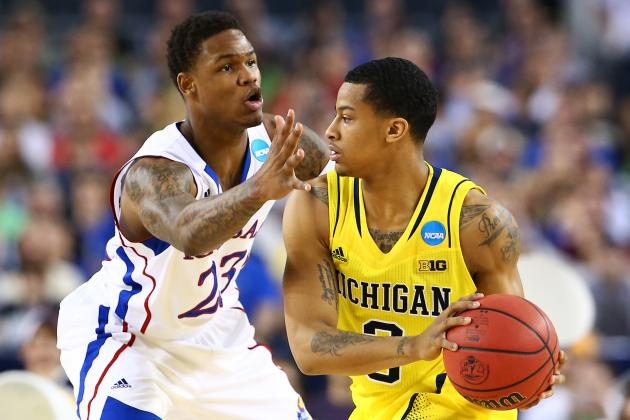 Stars of March Madness Who Could Land on the Detroit Pistons