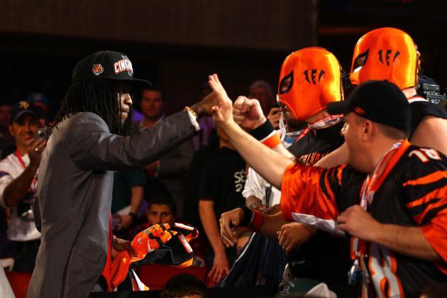 Cincinnati Bengals Full 7-Round Mock Draft with Video Highlights