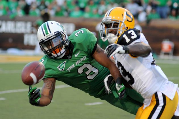 Aaron Dobson: Video Highlights for Former Marshall WR