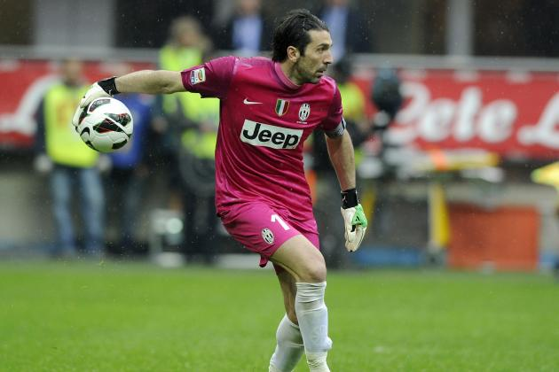 3 Potential Long-Term Replacements for Gigi Buffon at Juventus