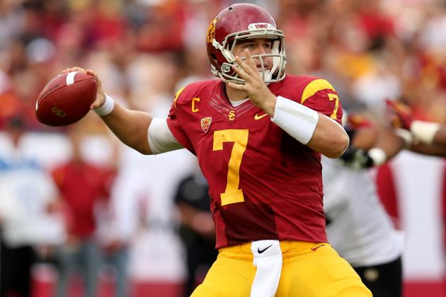 Matt Barkley: Video Highlights for Former Southern California QB