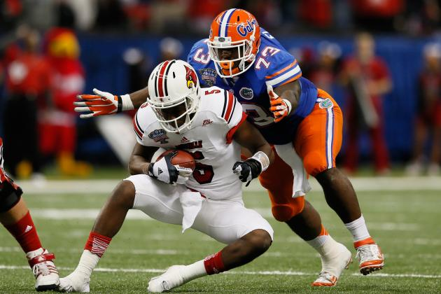 Sharrif Floyd: Video Highlights for Former Florida DT