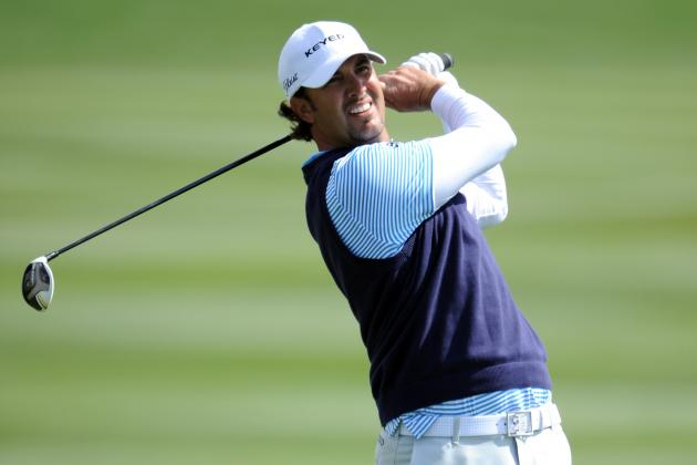 B/R Exclusive: Masters Rookie Scott Piercy Talks Augusta and Underdog Role