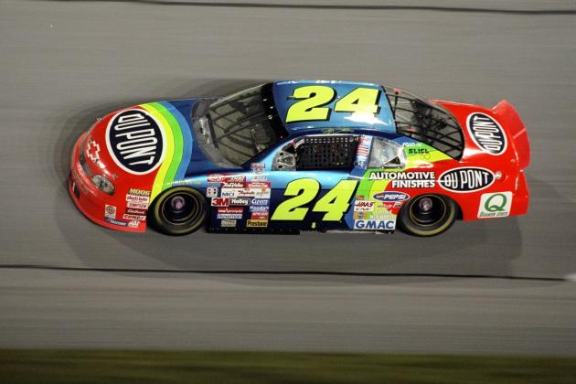The 10 Best Looking Stock Cars in NASCAR History