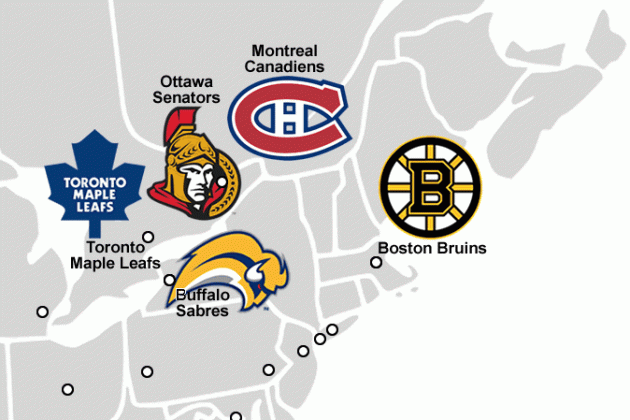 1 Player from Each NHL Northeast Team Other Teams Hate to Play Against