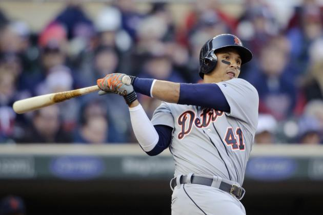 Victor Martinez and MLB's Top Comeback Player of the Year Candidates in 2013