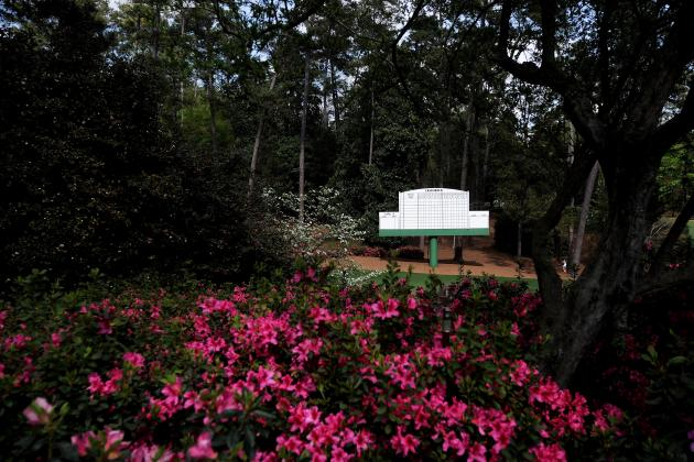 Masters 2013: Complete Guide to This Year's Augusta National