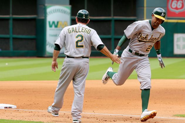 Oakland Athletics: 5 Lessons from Series Sweep of Houston Astros