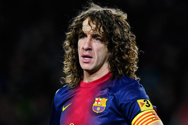 8 Potential Long-Term Replacements for Puyol at Barcelona