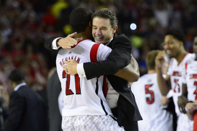 Michigan vs. Louisville: Report Card for 2013 NCAA Basketball Championship Game