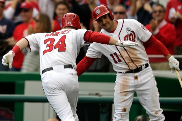 5 Washington Nationals Players' Hottest Starts to the Season That Will Continue