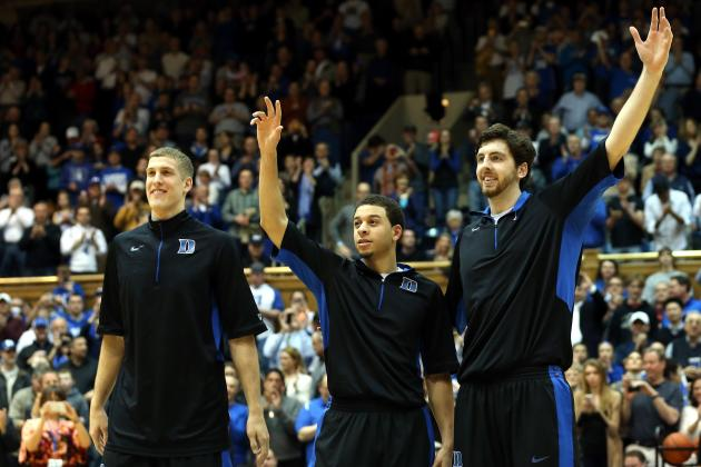 Duke Basketball: Who Will Replace Seth Curry, Ryan Kelly and Mason Plumlee?